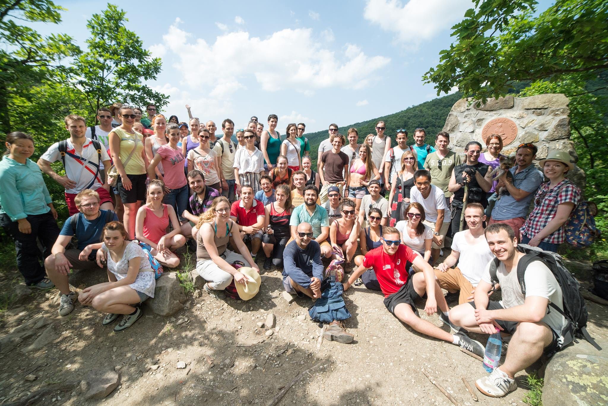 Hiking events with Budapest Hikers