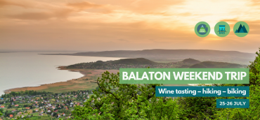 Balaton weekend trip